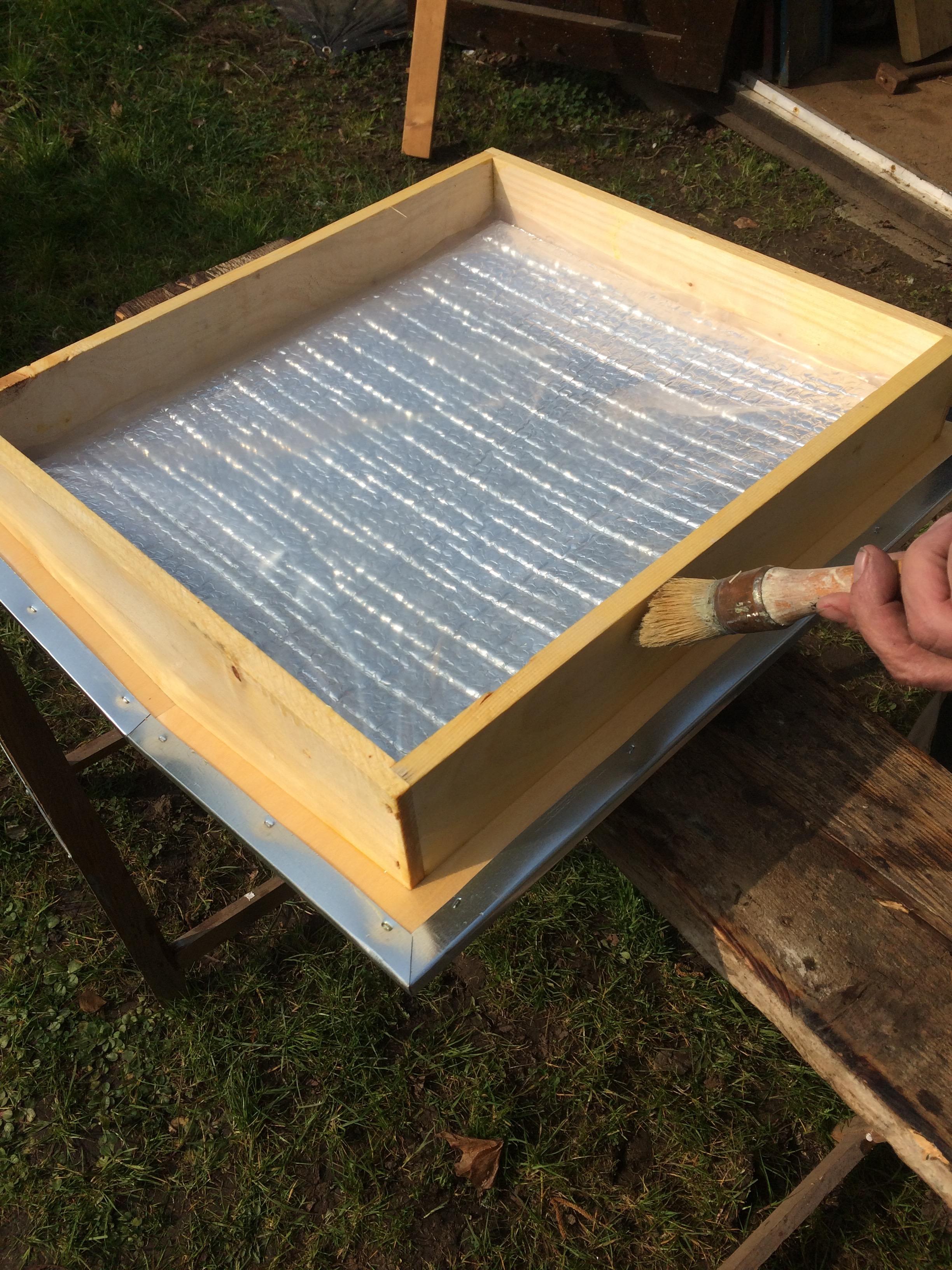traitement l 39 huile de lin les ruchers d 39. Black Bedroom Furniture Sets. Home Design Ideas