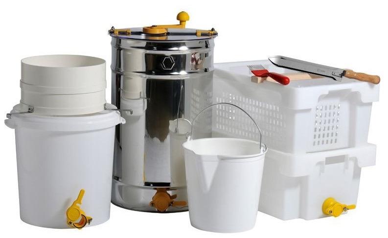 Kit miellerie pour desoperculer et extraire votre miel