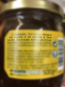 miel import 1