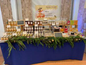 Vente directe de miel de producteur, Yvelines