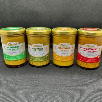 Moutardes au miel LRA