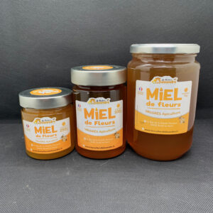 vente directe miel fleurs à apiculteur des Yvelines