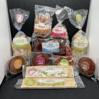 Confiseries et pâtisseries au miel LRA